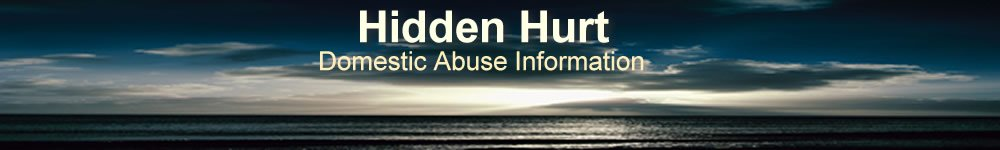 Hidden Hurt Domestic Abuse Information