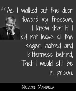 Nelson Mendela on Freedom